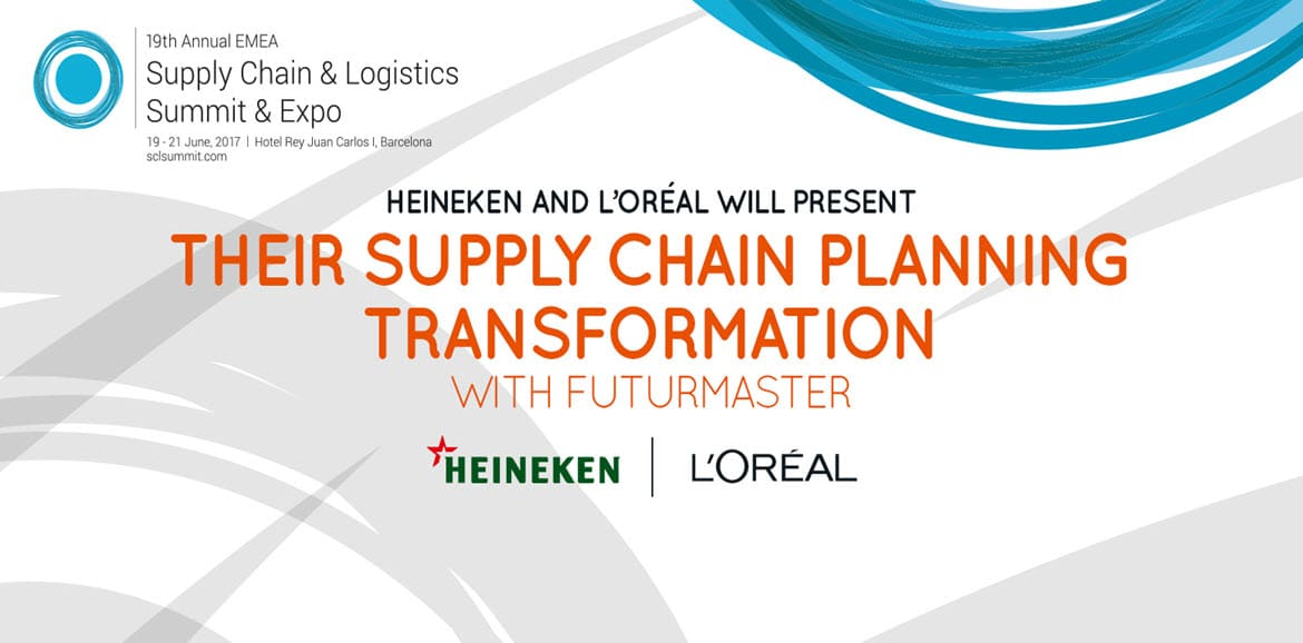 Supply Chain & Logistics Summit 2017 - FuturMaster