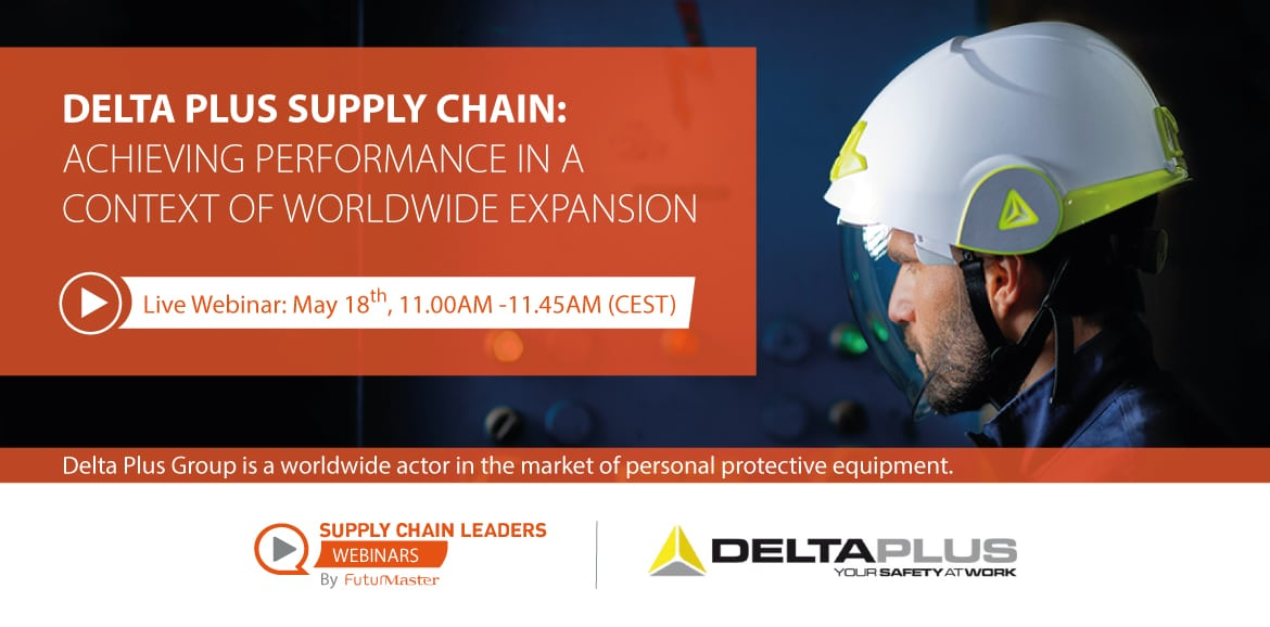 Delta Plus Supply Chain FuturMaster